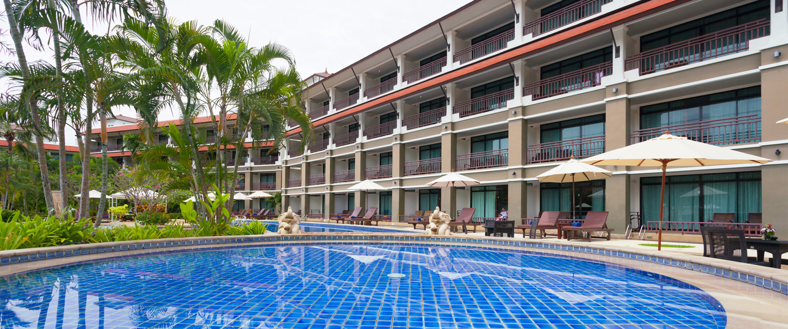 Alpina Phuket Nalina Resort and Spa | Phuket Kata Pool Access ...